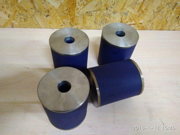 Виброопоры из полиуретана для различной техники
