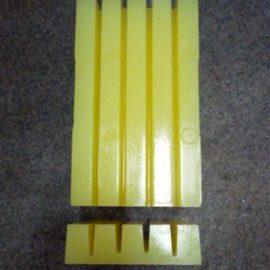 Опорные части из литьевого полиуретана