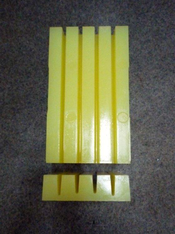 Опорные части из полиуретана главное фото